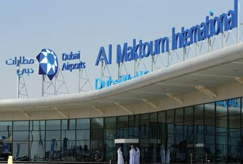 Luxury Rent a Car Al Maktoum Ariport