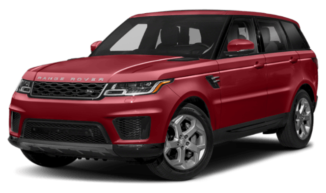 Rent Range Rover Sport Dubai