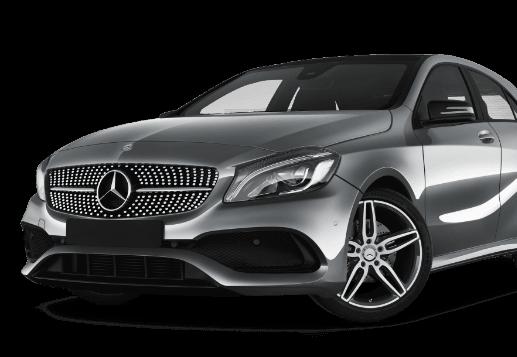 Mercedes car rental Dubai